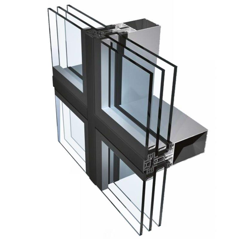 fasady aluminiowo szklane warszawa